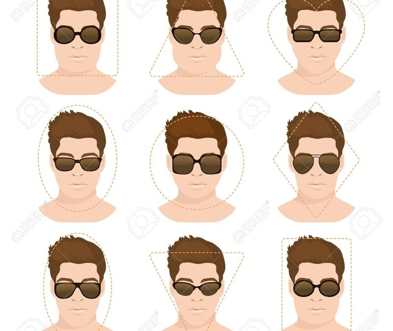 Men's Sunglasses: Which Are Best For Your Face Shape?